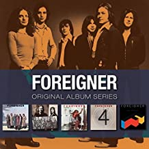 Original Album Series:4/Agent Provocateur/Double Vision/Foreigner/Head Games by Foreigner [2010] Audio CD
