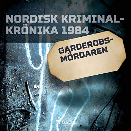 Garderobsmördaren cover art