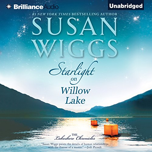 Couverture de Starlight on Willow Lake