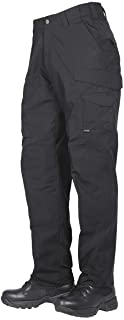 Tru-Spec 1483 24-7 Pro Flex Tactical Cargo Pants, Black