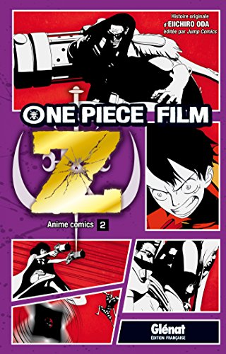 One Piece Anime comics - Z - Tome 02