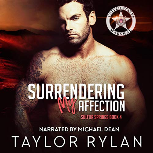Surrendering My Affection audiobook cover art