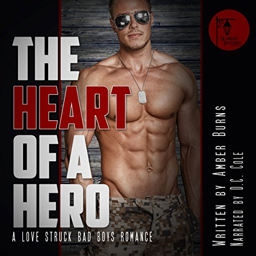 The Heart of a Hero audiobook cover art