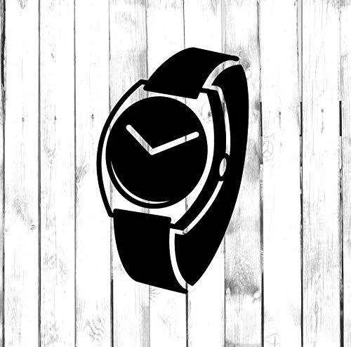 Reloj de pulsera – Di Cut – Calcomanía para el hogar, el ordenador portátil, el camión, el parachoques del coche