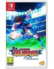 Captain Tsubasa: Rise of New Champions (Nintendo Switch) - UAE NMC Version
