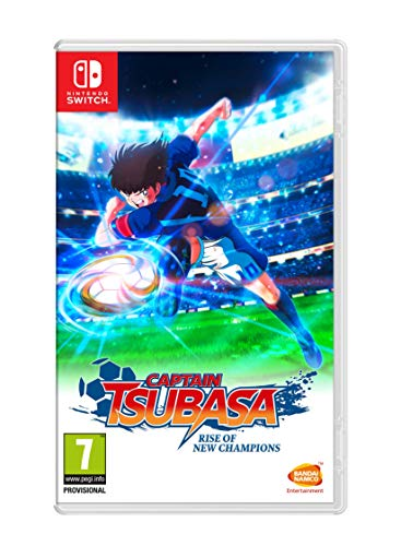 Captain Tsubasa: Rise of New Champions (Nintendo Switch) by BANDAI NAMCO Entertainment from USA. / UK.