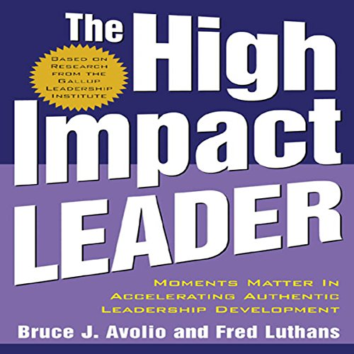 The High Impact Leader cover art