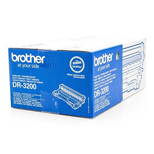 Original Brother DR-3200 /, für HL-5380 DN Praxis Premium Trommel, Farblos, 25000 Seiten