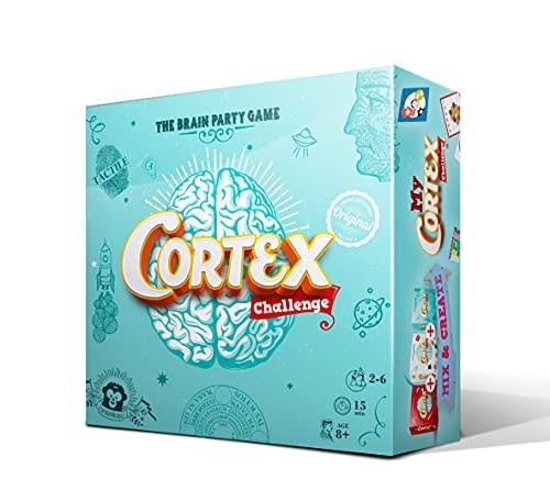 Cortex Challenge - Asmodee - Jeu de société - Jeu daction -