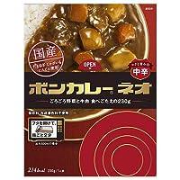 大塚食品 ボンカレーネオ コクと旨みの中辛 230g×30個入×(2ケース)