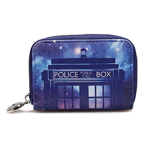 Purse - Dr Who (Tardis Galaxy)