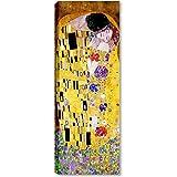 Quadri L&C ITALIA Klimt Il Bacio Quadro Moderno Soggiorno Salotto...