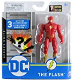 DC Heroes Unite 2020 The Flash Metallic Red and Gold Variant 4-inch Action Figure by Spin Master