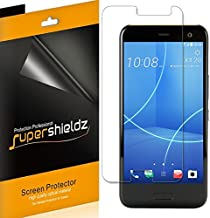 (6 Pack) Supershieldz for HTC (U11 Life) Screen Protector, High Definition Clear Shield (PET)