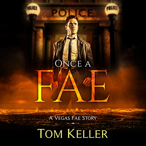 Once a Fae: A Vegas Fae Story cover art