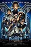 Black Panther Poster - Movie 24' x 36' inch(60 x 91.5 cm)Frameless Gift Rolled Main