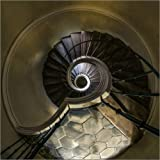 Posterlounge Cuadro de metacrilato 20 x 20 cm: Circles and Spirals de Jaroslaw Blaminsky