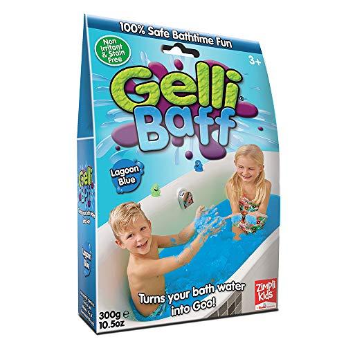 Zimpli Kids Gelli Baff Sensory, Color Azul, 300 g (Pack of 1) (5001)