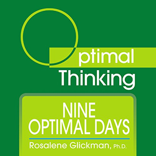 Nine Optimal Days audiobook cover art