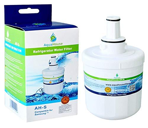 Water Filter Man Ltd Filtro Acqua Compatibile per Frigorifero Samsung, può sostituire DA29-00003F, HAFIN2 Exp, DA97-06317A, WSS-1