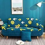 AYWJ Funda de sofá Funda de cojín de protección para Mascotas Funda de sofá antisuciedad (Color : Color 29, Size : AA 145-18cm)