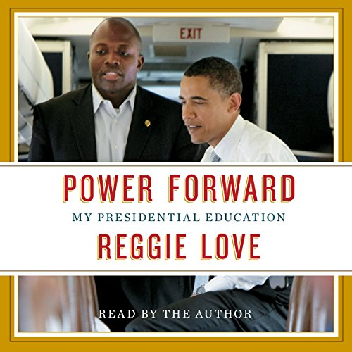 Power Forward audiobook cover art
