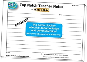Top Notch Teacher Products Carbonless Write a Note Booklet