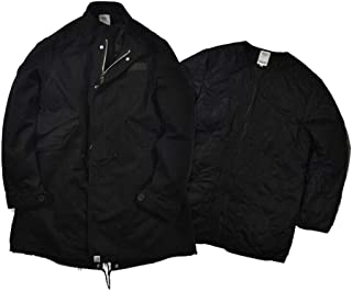 US Military M51 Parka Jacket Detachable Inner Liner Vintage Windproof Warm Jacket