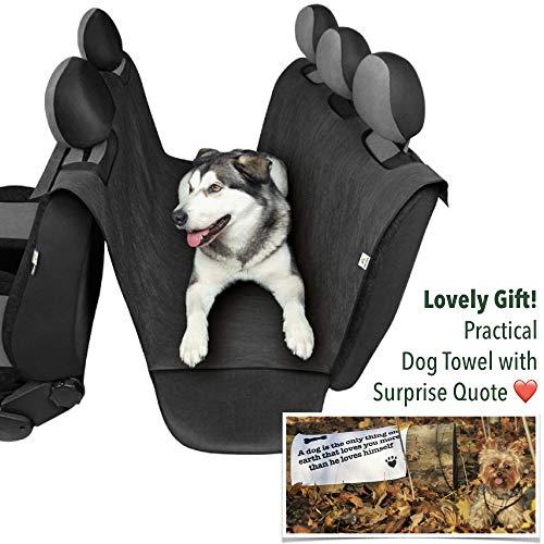 Mascota Gato Perro para asientos de coche protección trasera hamaca funda para...