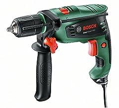 Bosch Perceuse à percussion EasyImpact 550 (550 watts, dans la valise)
