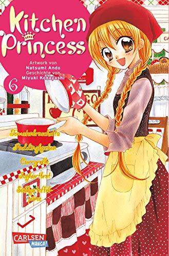 Ando, N: Kitchen Princess 6