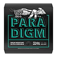 ERNIEBALL (アーニーボール) エレキギター弦 Paradigm Not Even Slinky ElectricGuitar Strings #2026