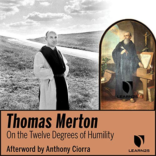 Thomas Merton on the 12 Degrees of Humility copertina