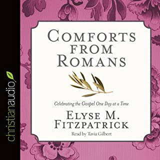 Comforts from Romans audiobook cover art
