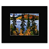 Stick It On Your Wall Lawren S. Harris – Montreal River