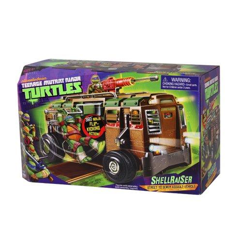 Teenage Mutant Ninja Turtles 14094011 - Shellraiser ohne Figuren