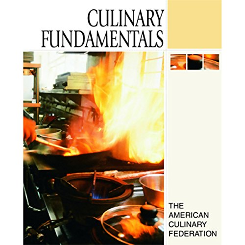 VangoNotes for Culinary Fundamentals, 1/e audiobook cover art