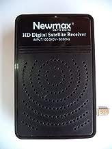 جهاز استقبال ستالايت رقمي فل اتش دي بحجم صغير من نيو ماكس مع داعم يو اس بي