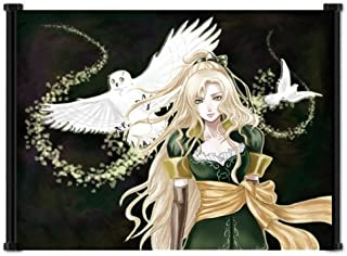 Castlevania Symphony of the Night Maria Fabric Wall Scroll Poster (20