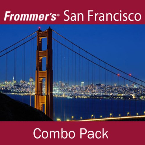 Frommer's San Francisco Combo Pack cover art