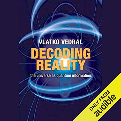 Decoding Reality audiobook cover art