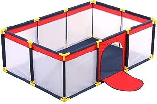 قفص لعب للأطفال الصغار، سياج ساحة لعب أطفال رائعة آمنة للعب في مركز ساحة لعب طفل الكرة مسبح بوابة منزل