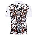 DZTIZI Rùgby Jérsey para Hombre 2017 New Zealand All Blacks Rùgby Polo Shirt Camiseta De Entrenamiento Supporter Football T-Shirt Camiseta Deportiva Top Outdoor De Secado Rápido,Multicolour-Medium