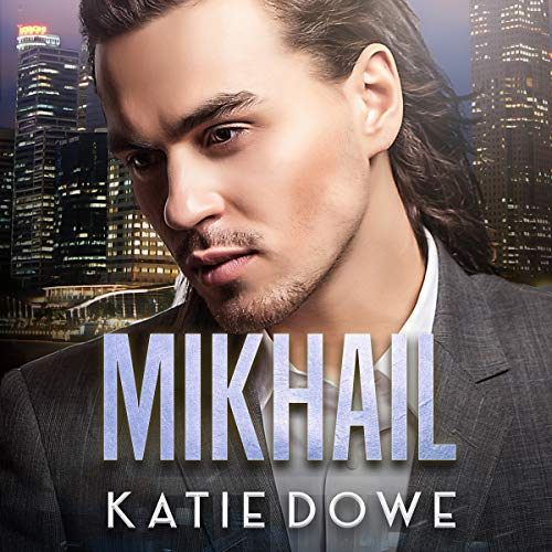 Mikhail audiobook cover art