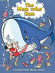 Man Who Ran: A puzzle book about Jonah