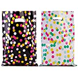 40 Pack Party Favor Bags Metallic Goodie Bags for...