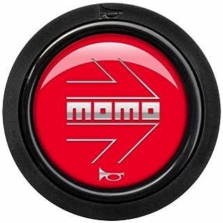 M&O Momo sphoarwredchf Push Button Arrow Logo. Polish. red-chr. 2°C F