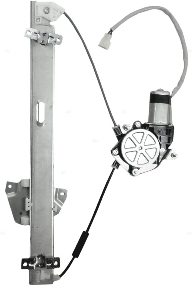 Brock Replacement Sales for sale Drivers Front Power Lift 35% OFF Regulator with Window