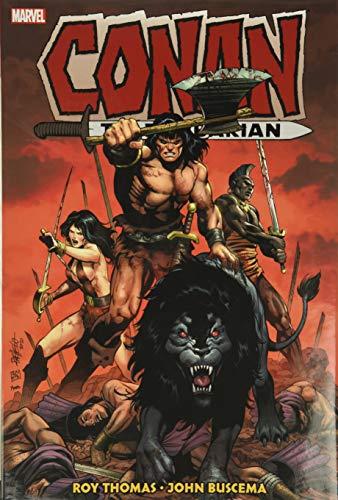 Conan the Barbarian: The Original Marvel Years Omnibus Vol....