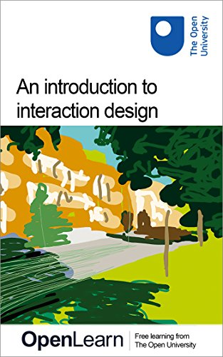 Amazon Com An Introduction To Interaction Design Ebook The Open University Kindle Store